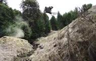 Rowerem przez górskie tereny Nowej Zelandii