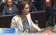 Karolina Elbanowska / 6-latki skazani na szkołę (05.03.2015)