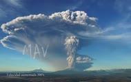 Erupcja wulkanu Calbuco