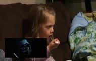 Reakcje dzieci na zwiastun siódmej części