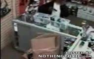 napad na sklep w usa