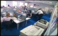 Stresująca praca w biurze
