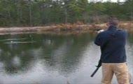 strzelanie do wody