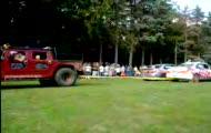 Hummer vs 2 Surabu WRX