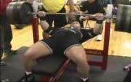 460kg na ławce