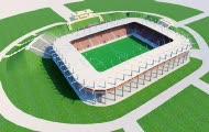 Zaglebie Lubin - Nowy Stadion