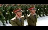parada chinskiej armii
