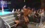 Nieudany trick wrestlera