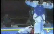 Taekwondo najlepsze nokauty