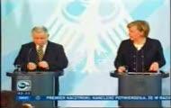 Kaczor i Merkel