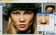 Photoshop: retusz twarzy
