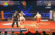 Serkan Yilmaz Taekwon-do K1 fighter