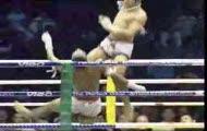Muay Thai -pokaz