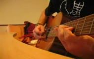 Piraci z karaibów - Główny motyw zagrany na gitarze