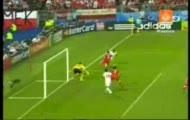 EURO 2008 Polska - Austria 1-1 SKANDAL!