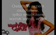 Miley Cyrus - See you again Tłumaczenia PL