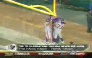 Top Ten NFL Touchdown Celebrations