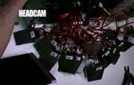 Dyski SSD - konkretnie 24 takie dyski i paru inżynierów Samsunga