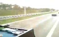 Kierowca ciezarowki dance