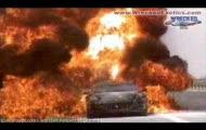 Wypadki super samochodów 2009