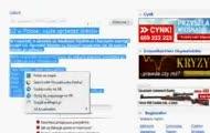 Możliwości nowego Internet Explorer 8.....wspólpraca z Onetem, Allegro i Nasza-klasa