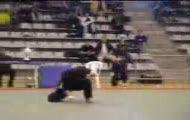 Taniec w rytmie kung fu