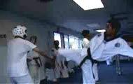 Taekwondo vs Street
