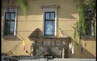 Okno papieskie - Franciszkanska 3
