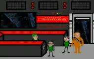 Aliens versus Łukasz versus Predator 3