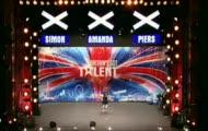 Mam Talent - Brytyjska Edycja - Jeremy - Sztuczki piłkarskie