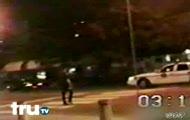 Potrącił policjanta