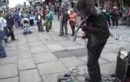Niesamowite skrzypce