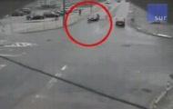 10-latek potrącony w drodze do szkoły