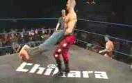 Mega kręcioł na ringu