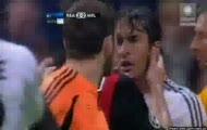 Spięcie w meczu Real - Milan