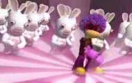 Rayman i króliki (rayman serious)