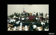 Gorące obrady nad ustawą medialną w koreańskim parlamencie