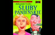 Śluby panieńskie - audiobook