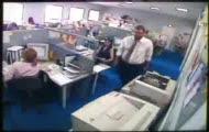 Stress w biurze