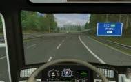 WWW.TRUCKWEB.PL Euro Truck Simulator 2008 kurs do Pragi