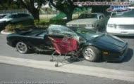 Wypadki super samochodów szkoda wuzkow:P