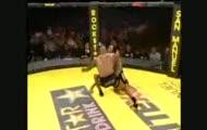 mix najdziwniejszych wypadków z ringu