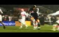 Najlepsze triki piłkarskie 2009