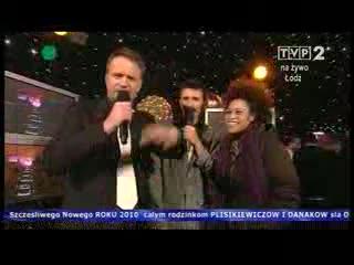 KSM - Wywiady z zagranicznymi gwiazdami (Sylwester 2009)