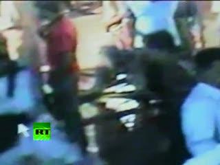Kamera uchwyciła zamach w Pakistanie