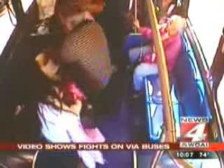 Bójki w autobusie - BRUTALNA SKŁADANKA
