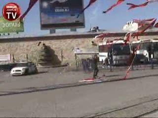 Zamach samobójczy w Turcji