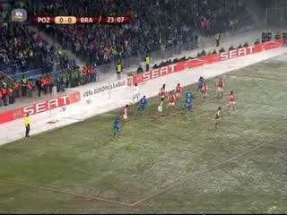Lech Poznań - Braga 1:0