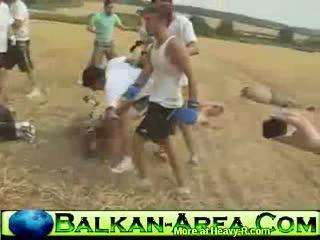 Ustawka po bałkańsku
