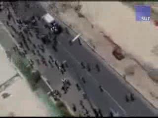 Zamach terrorystyczny przy użyciu buldożera